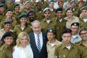 PM IDF Sarah