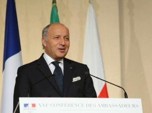 French Foreign Minister 1