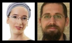 Mom & Dad Jewish Murdered in Israel Oct 2015