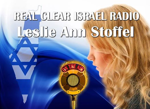Leslie of Real Clear Israel Media - Freelance Journalist, Radio Show Host, Donor Relations - United With Israel