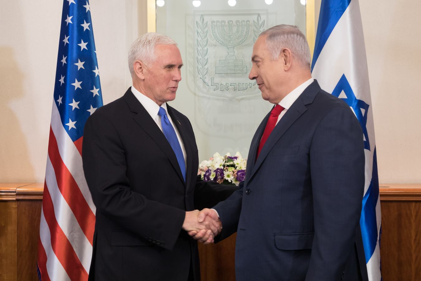 Real Clear Israel: Video - VP Pence's Remarks at the Knesset